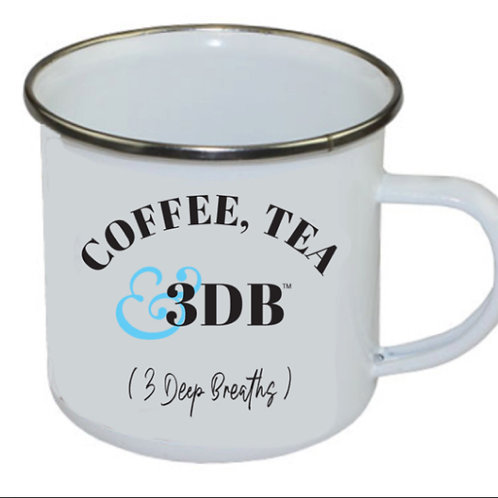 Coffee, Tea & 3DB Mug