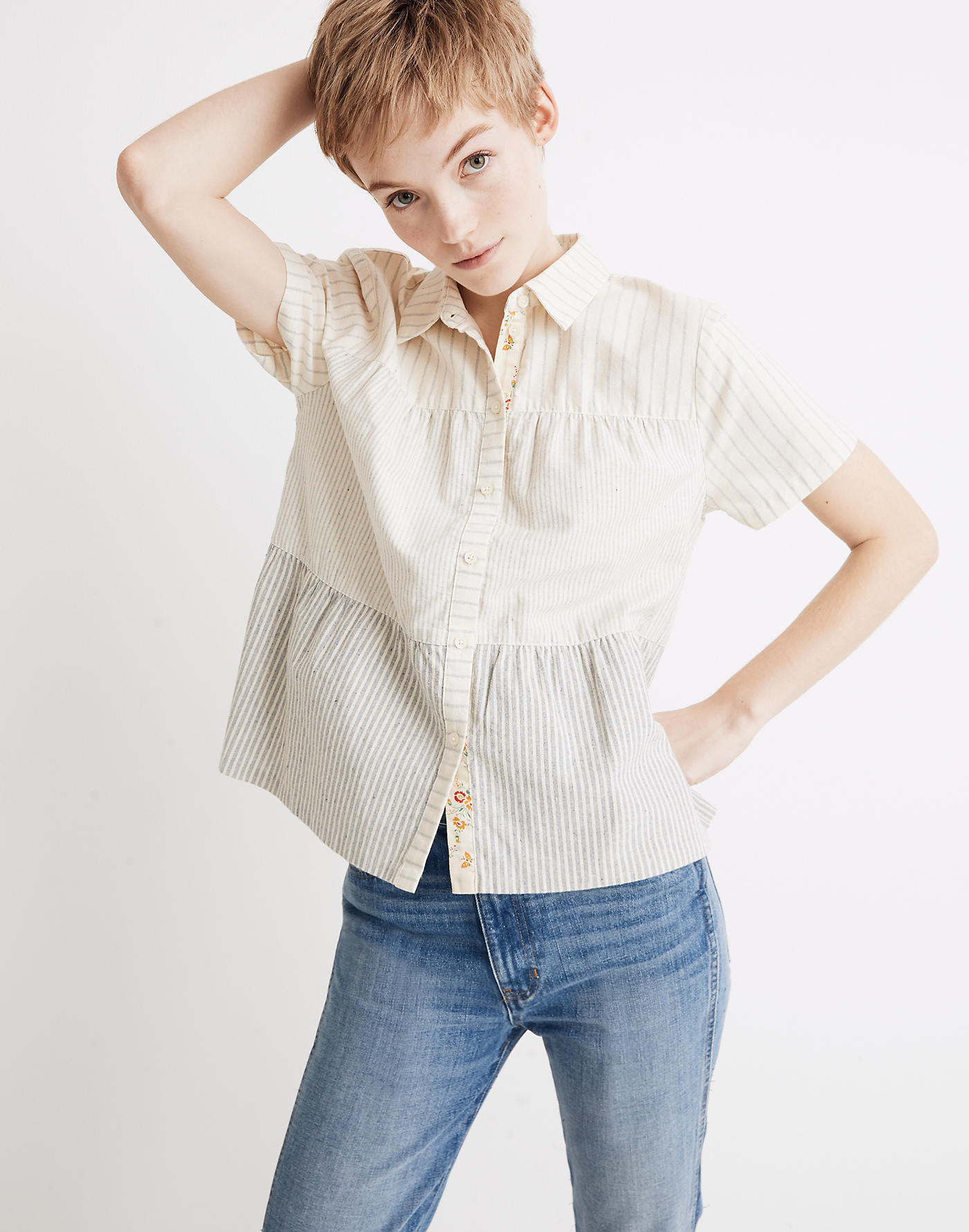 Madewell x The New Denim Project