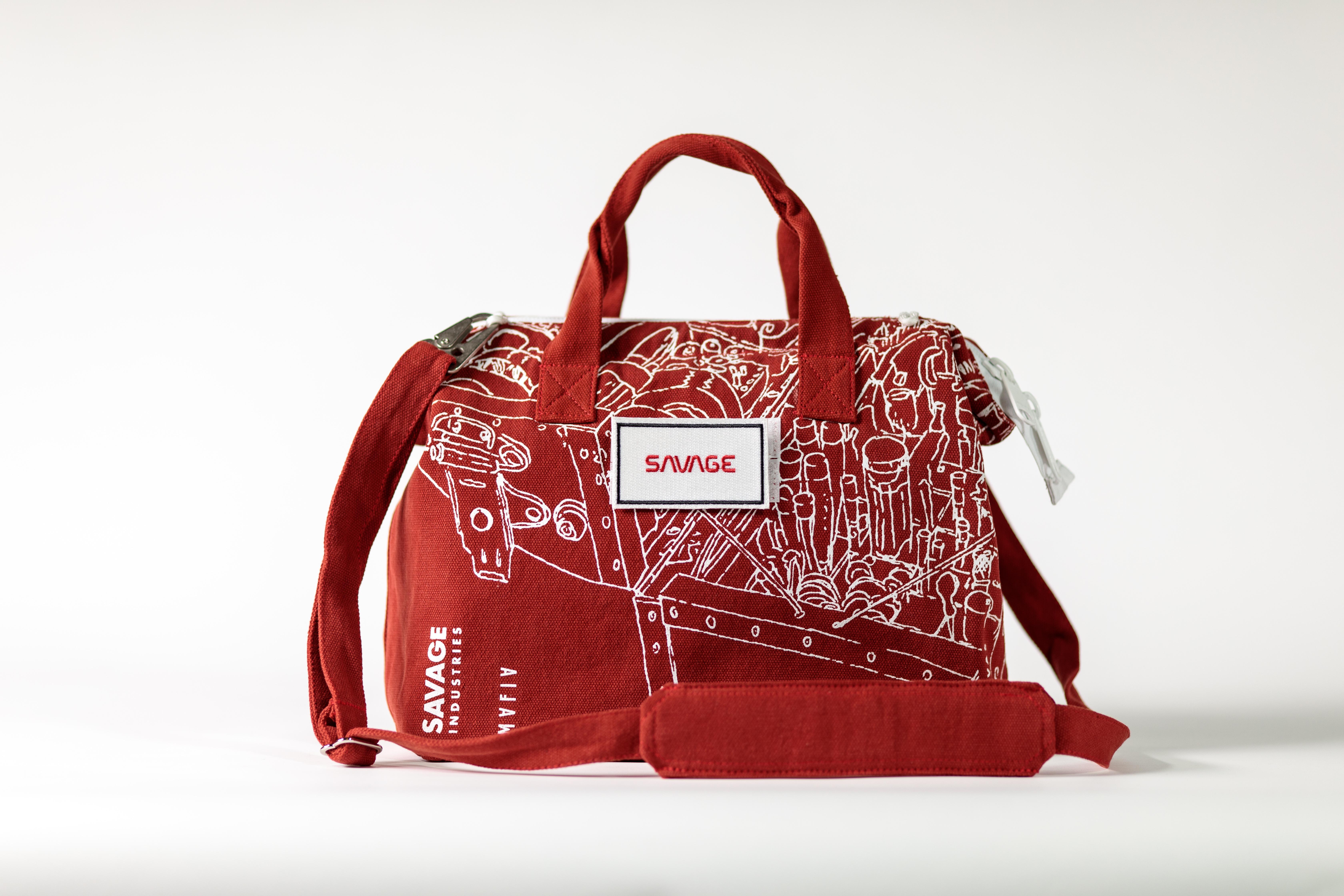 Mafia Bags x Adam Savage