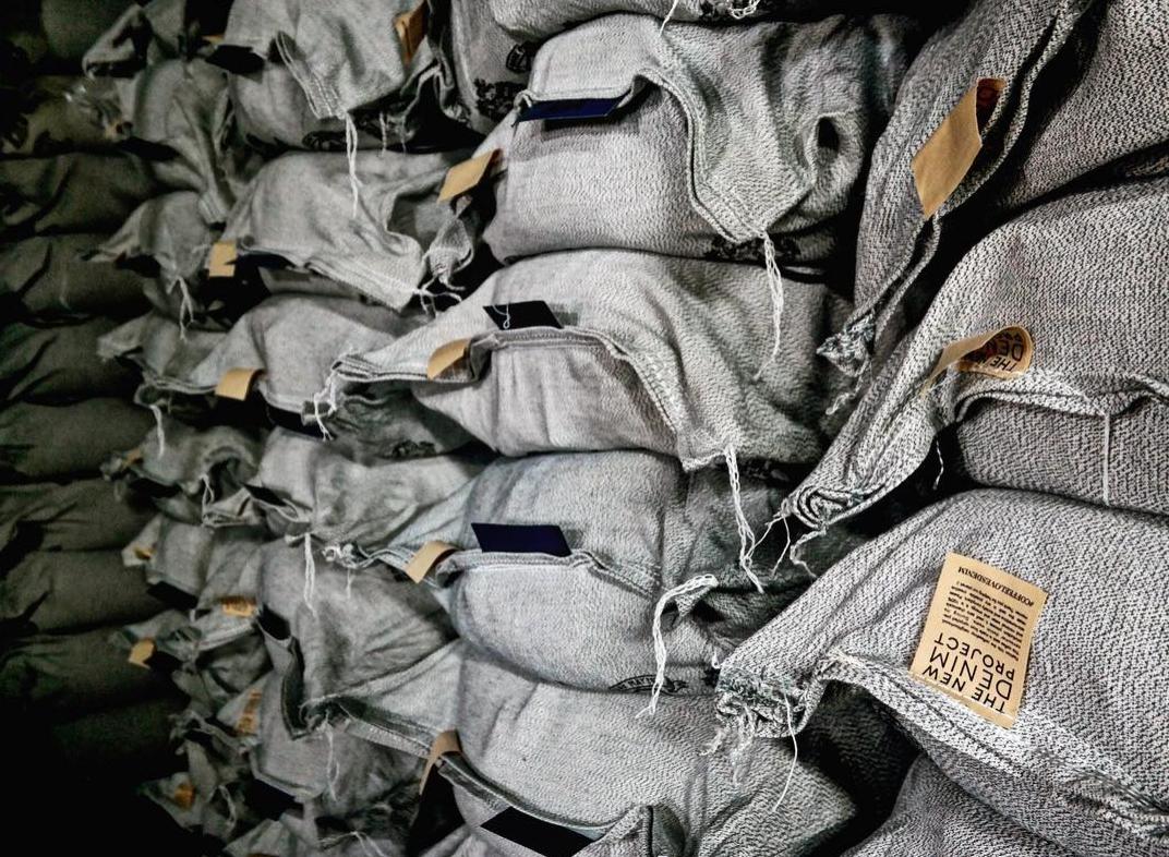 Coffee sacks for Finca San Jeronimo