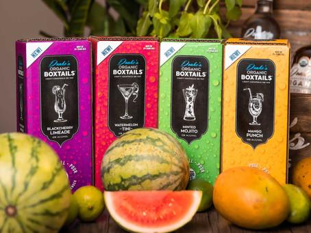 Drake's Organic Spirits Expands National Distribution