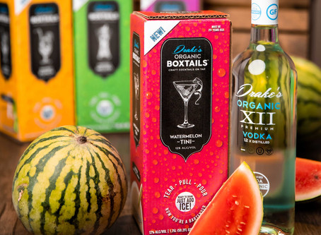 Drake's Organic Spirits Innovates New Cocktail Concept
