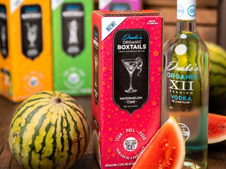 Drake's Organic Spirits Innovates New Cocktail Concept