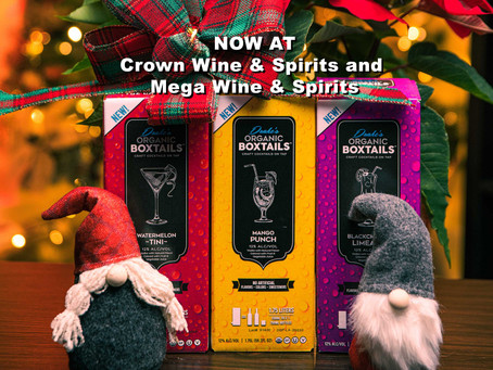 Crown Wine & Spirits and Mega Wine & Spirits Add Drake's New Ready-to-Drink Craft Cocktails