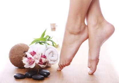 Klassische Fußmassage (10 Min)