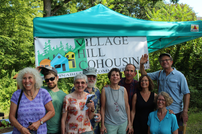 Village Hill CoHousing Breaking Ground Ceremony