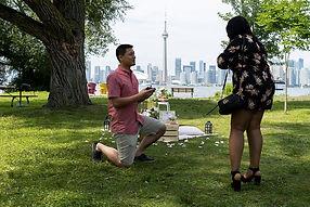 Island Proposal, Proposal, Engagement, Picnic, Island, Romantic, Gorgeous, Lights