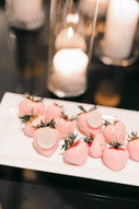 Strawberries, Pink Chocolate, Candles, Proposal, Love, Gorgeous