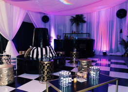 Company Anniversary, Client Party, Client Appreciation, Lounge, Classy, Bright