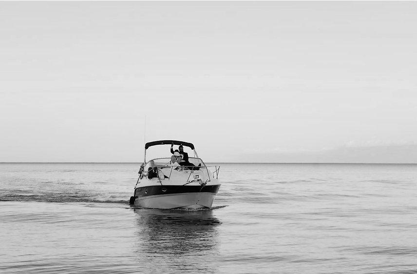 Enlopement, Marriage, Yacht, Wedding, Love