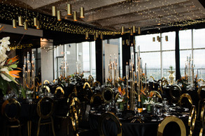 Staff Party, Holiday Party, Elegant, Client Party, Luxery, Birds of Paradise