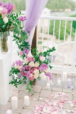 Muskoka, Flowers, Rose Petals, Candles, Love, Purple, View, JW Mariott