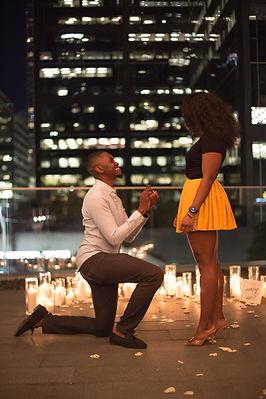 Shangri-La Proposal, Proposal, Shangri-La, Sunset, Stunning, Hotel Proposal, Rooftop, City Proposal, Cityview