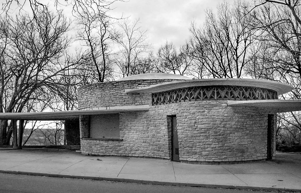 Pavilion at Bellevue Hill Park