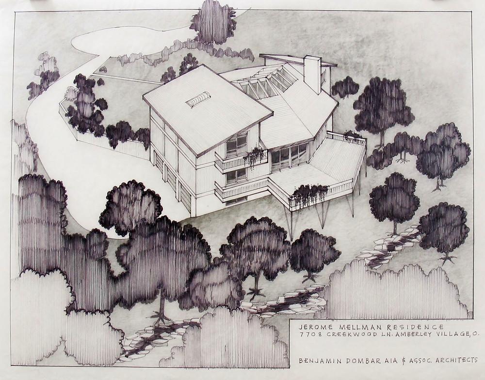 Jerome Mellman Residence