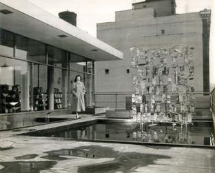 One Minute Modernist:  Modern Architecture + Sculpture in Cincinnati