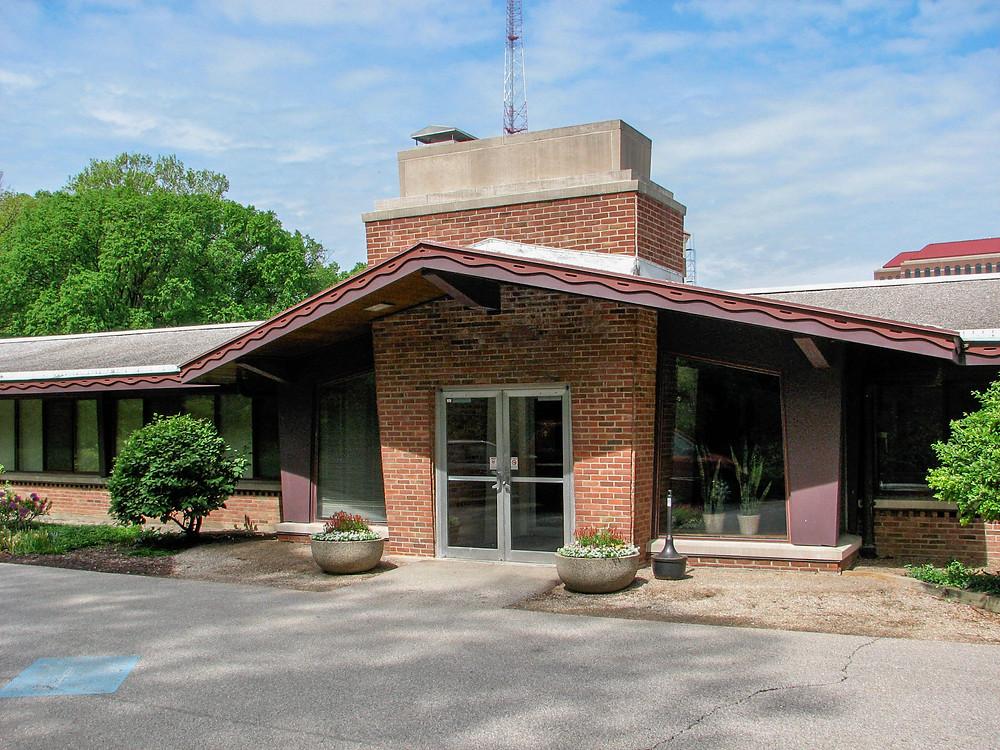 Park Board Administration Building at Eden Park