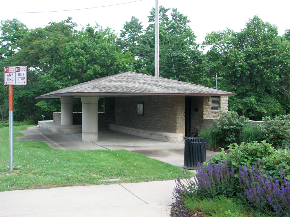 Mount Airy Forest Park Waiting /Comfort Station