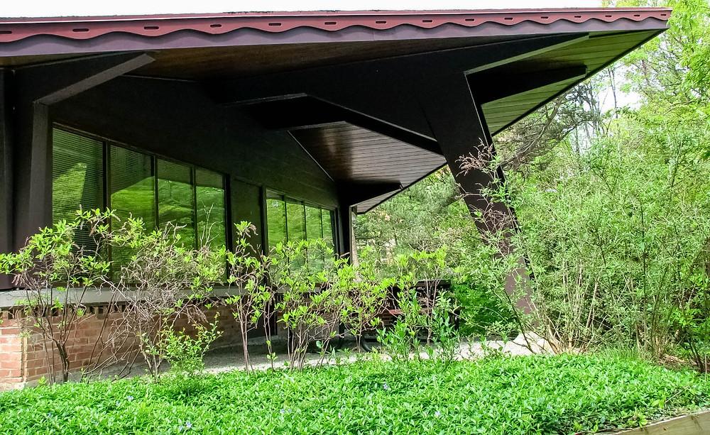 Administration Building at Eden Park