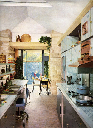 One Minute Modernist: Great Kitchens of Cincinnati