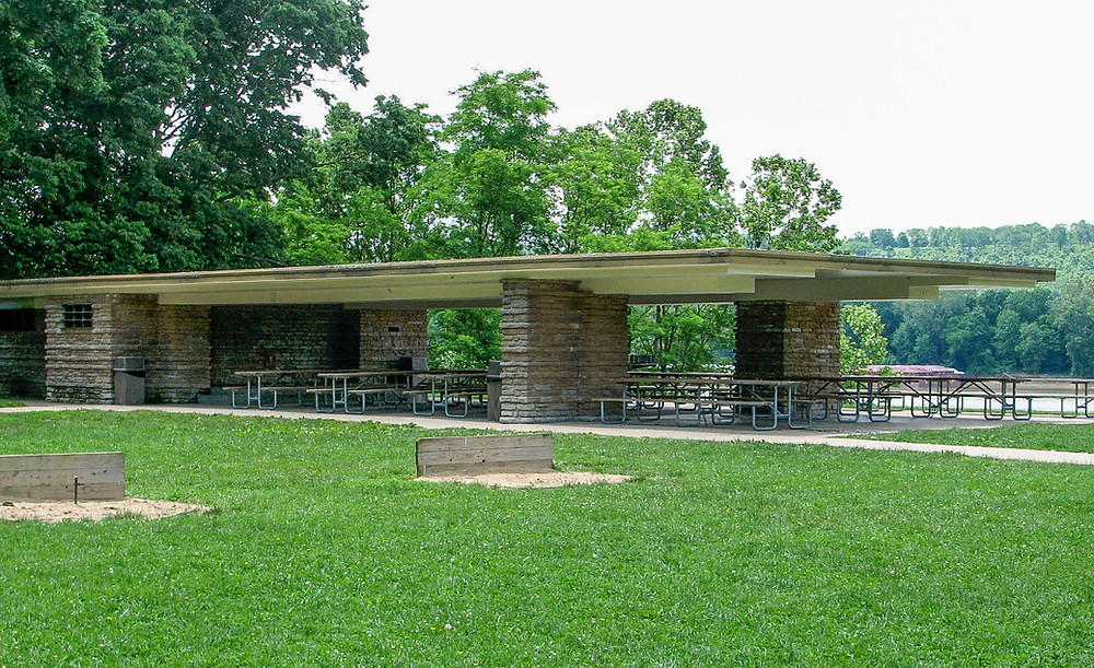 Pavilion at Fernbank Park
