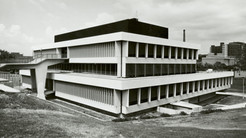 One Minute Modernist: Procter Hall