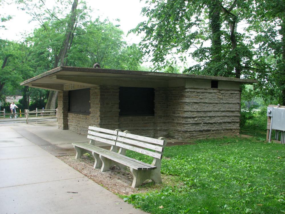 Fernbank Park Concession Stand