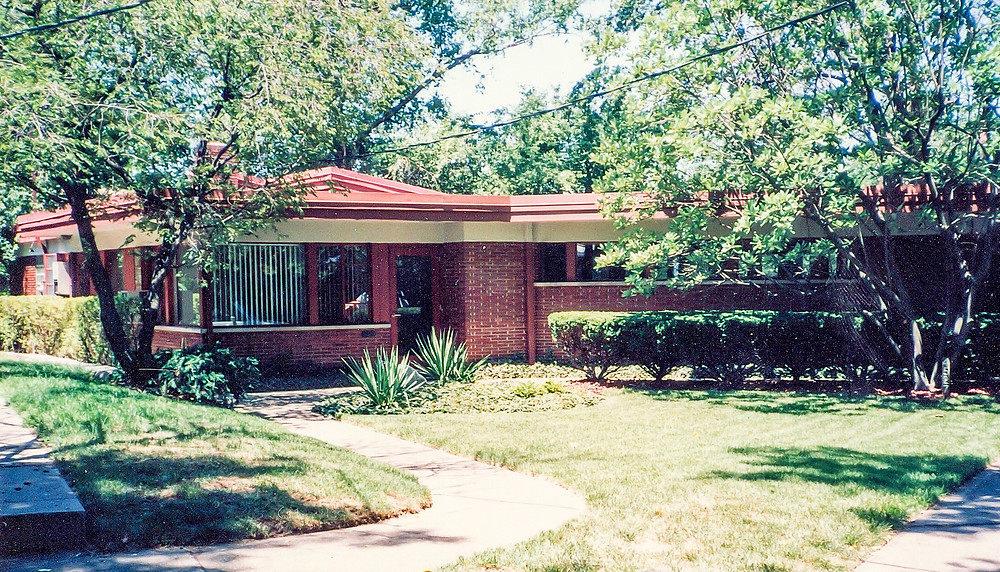 Nathan Abrams house