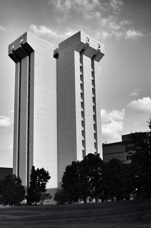 Building A2: The Underappreciated Spectacle of Crosley Tower