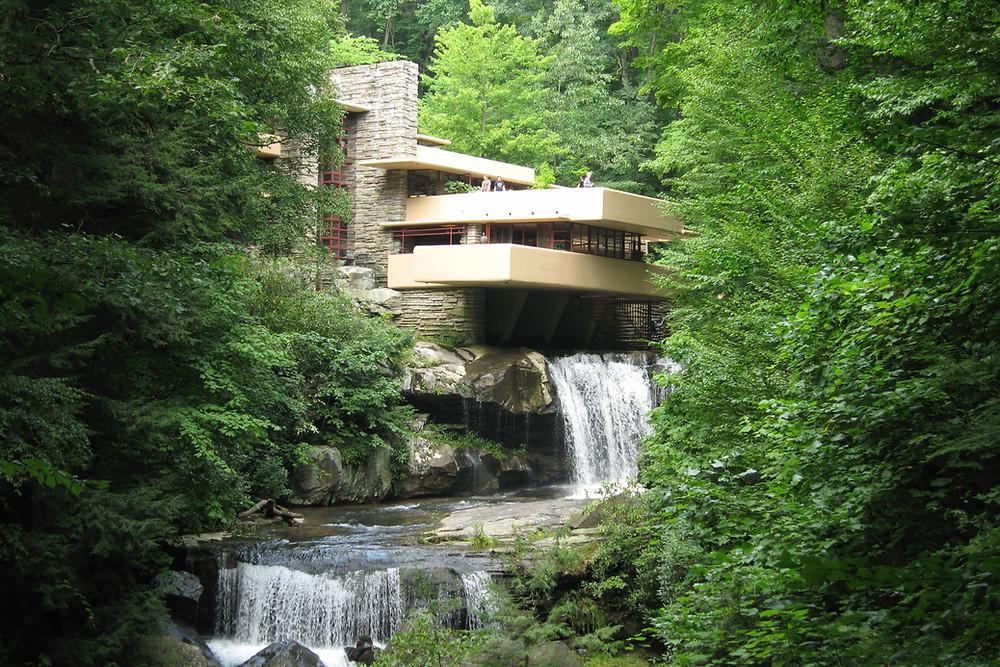 Fallingwater/Kauffmann House