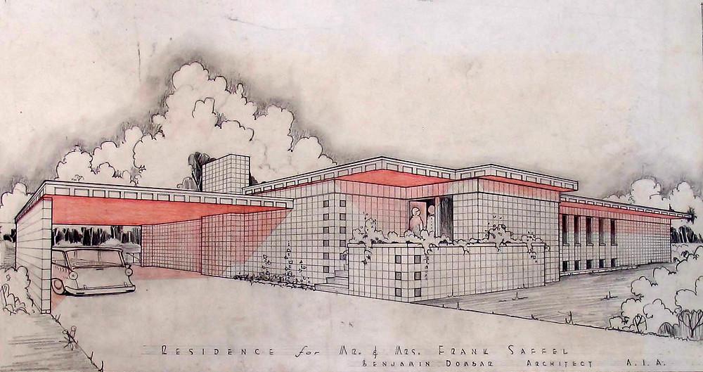 Frank Saffel Residence