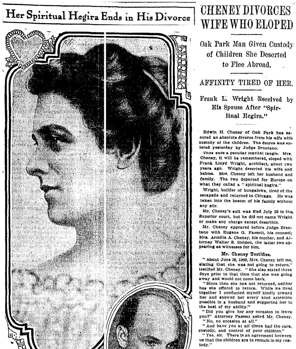 Chicago Daily Tribune (Aug 6, 1911)