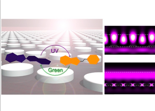 19. Photoswitchable Rabi Splitting in Hybrid Plasmon–Waveguide Modes