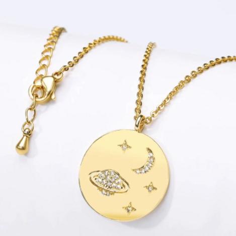 Saturns Return Necklace