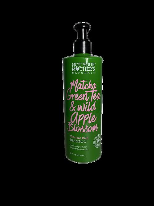 Not Your Mother's- Matcha Green Tea/Apple Blossom Shampoo