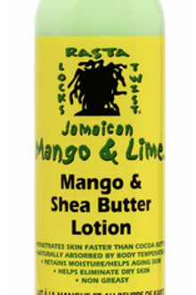 Jamaican Mango & Lime Shea Butter Lotion