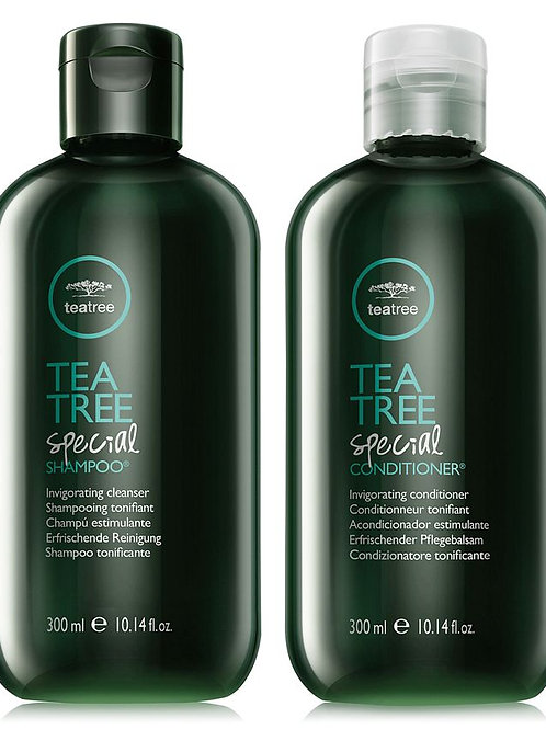 Paul Mitchell Tea Tree Shampoo & Conditioner