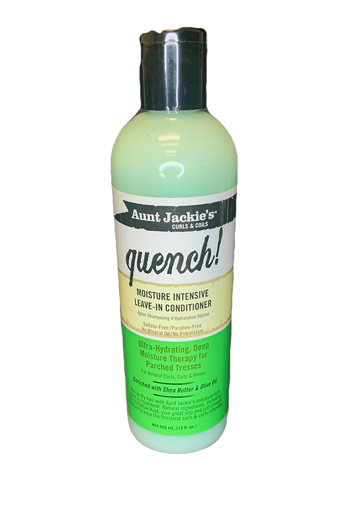 Aunt Jackie's Quench Leave-In Conditioner 12oz