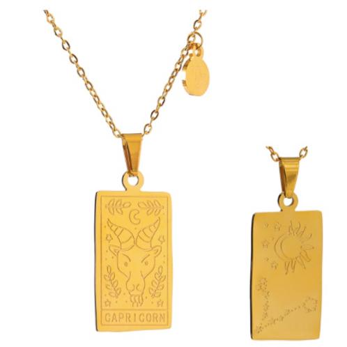 Cairo Zodiac Necklaces