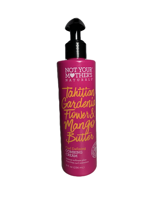 Not Your Mother's- Tahitian Gardenia/Mango Butter Combing Cream