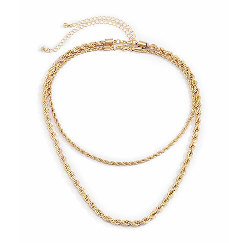 Kylen Twisted Necklace