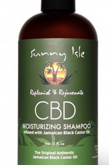 Sunny Isle- CBD Shampoo