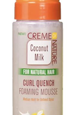 Coconut Milk Mousse
