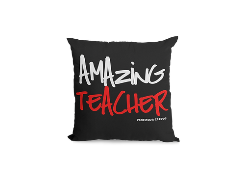 AMAZING TEACHER Pillow