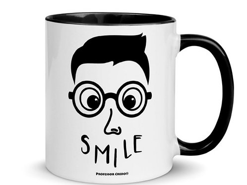 Professor Credo® Smile Mug 11oz