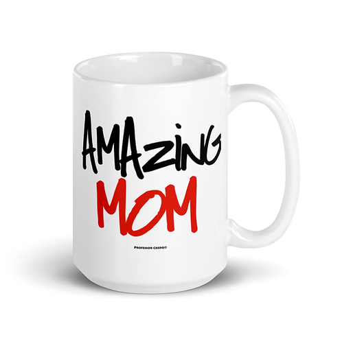 Amazing Mom 15 oz Mug