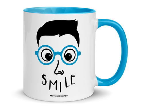 Professor Credo® Smile Mug 11 oz