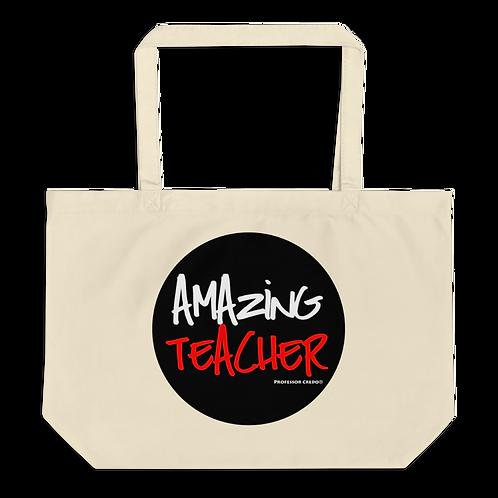 Amazing Teacher Tote Bag