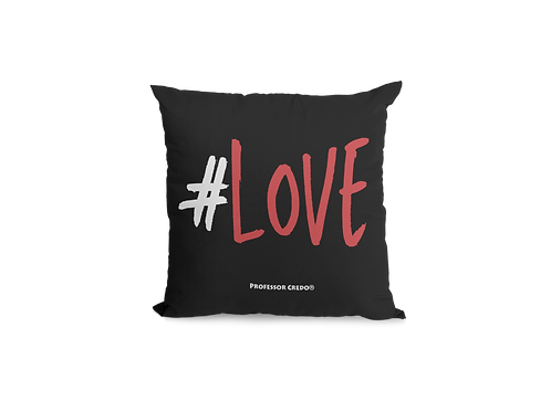 #LOVE PILLOW