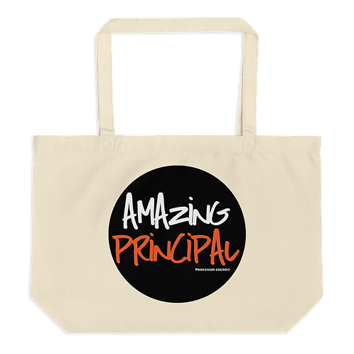 Amazing Principal Tote Bag